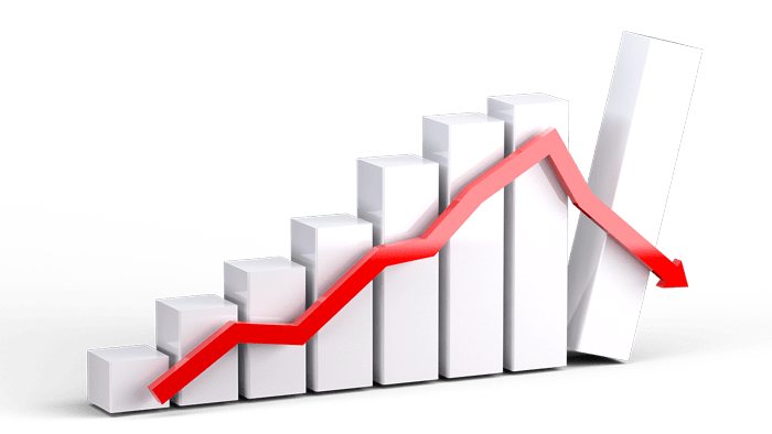 GDP大幅ダウンアイリンクインベストメント